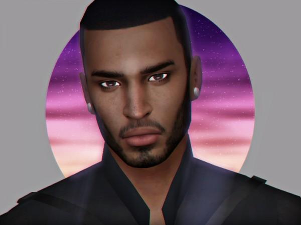 The Sims Resource: Lone wolf   beard by WistfulCastle