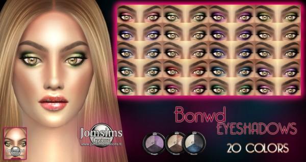 Jom Sims Creations: Bonwd eyeliner