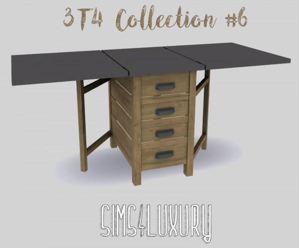 Sims4Luxury: Collection 6