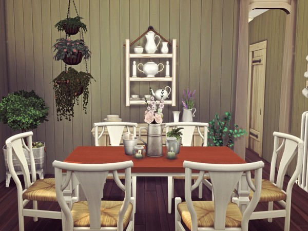 The Sims Resource: Gardening Cottage by Sooky