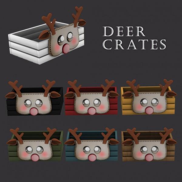 Leo 4 Sims: Deer Crate