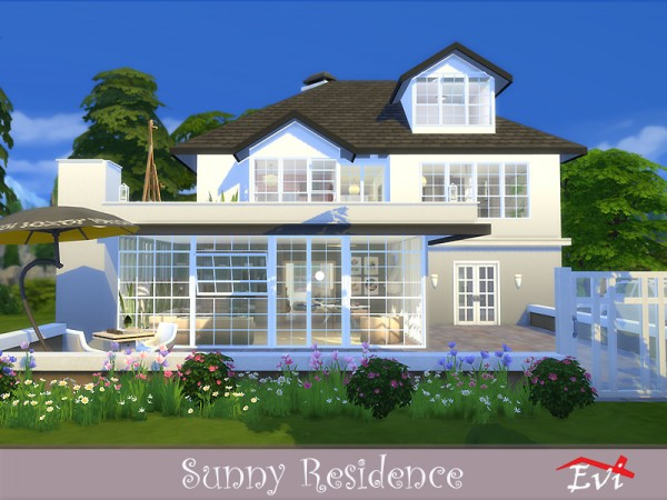 The Sims Resource: Sunny Residence by evi
