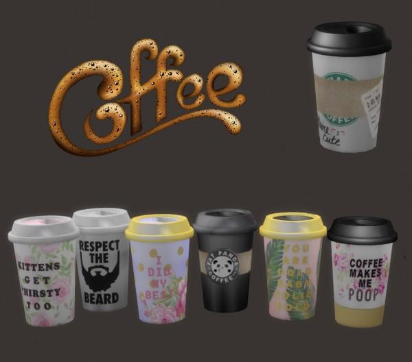 Leo 4 Sims: Coffee