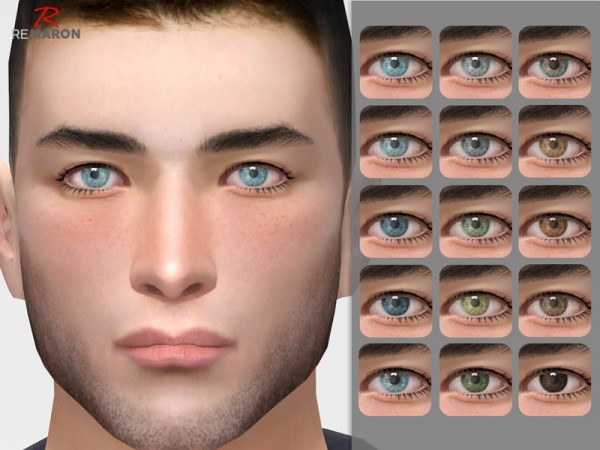 The Sims Resource: Eye Color N02 by remaron