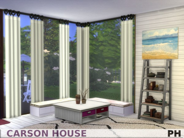 The Sims Resource: Carson House by Pinkfizzzzz
