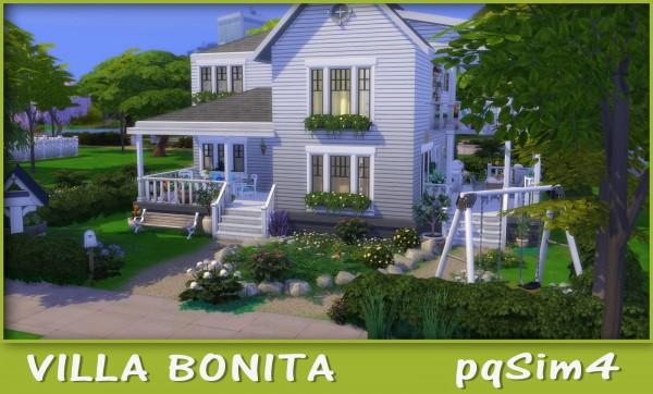 PQSims4: Villa Bonita Speed Build