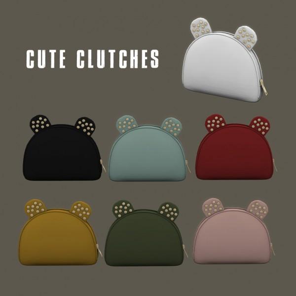 Leo 4 Sims: Cute clutches