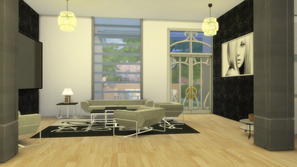 Simming With Mary: Everglow House