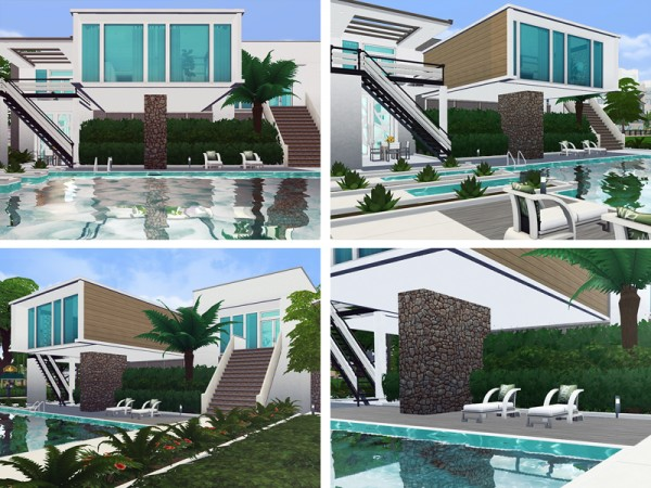 The Sims Resource: Elsie house by Rirann