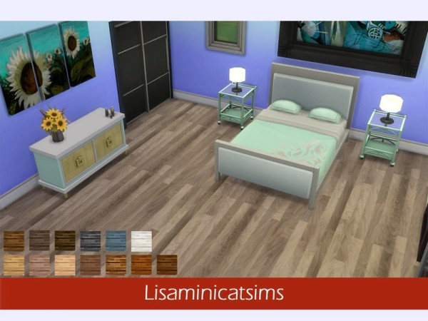 The Sims Resource: Parquet Version 03 by Lisaminicatsims