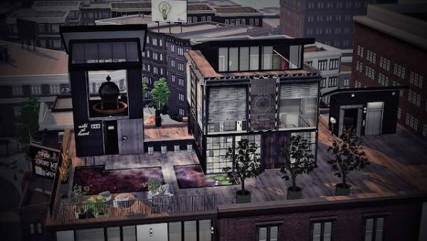 Ideassims4 art: Humingbird Penthouse