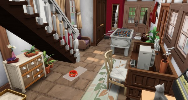 Simsontherope: Warm Hearth house