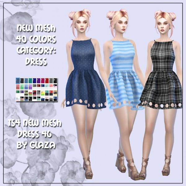 All by Glaza: Dress 46