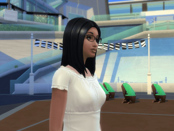 Mod The Sims: Underweight Teens   Natural Metabolism Part 1 by Red Raptor