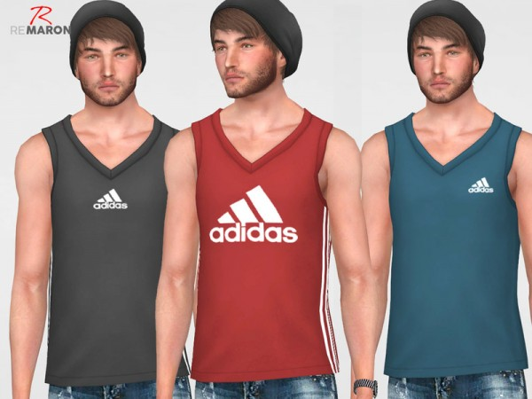 The Sims Resource: Shirt for men by Remaron