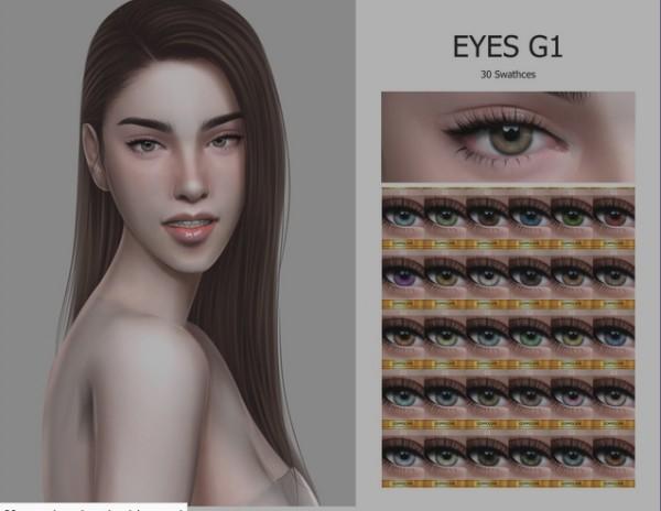 GOPPOLS Me: Eyes G1