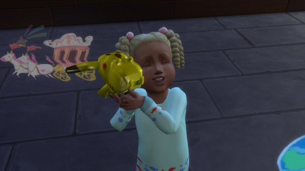 Mod The Sims: Pikachu   Toy for kids by Atos