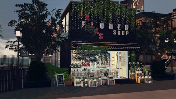 Ideassims4 art: Lala`s Flower Shop