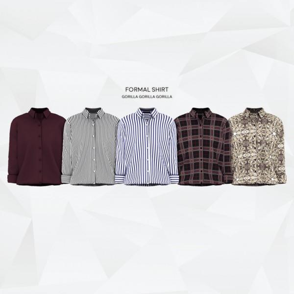 Gorilla: Formal Shirt