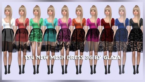 All by Glaza: Dress 36