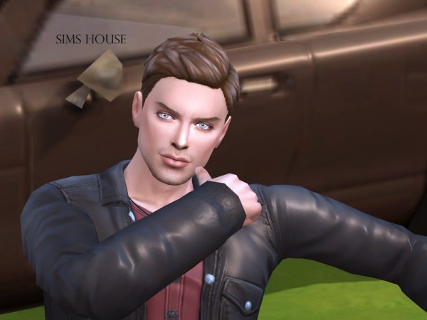 The Sims Resource: Dean Winchester by Sims House