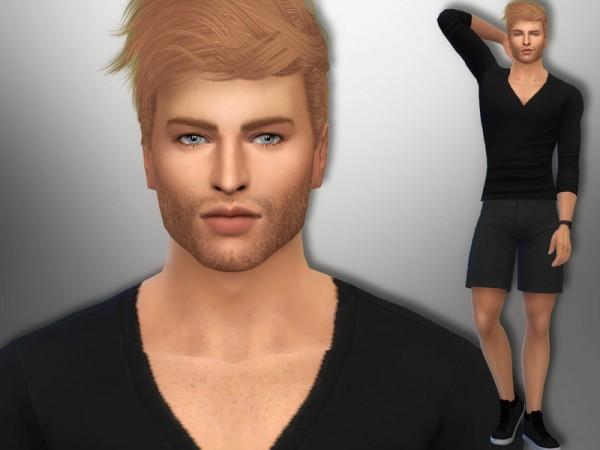 The Sims Resource: Matias Hanson by divaka45