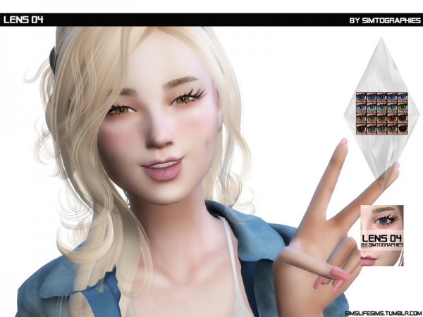 The Sims Resource: Lens 04 by simtographies