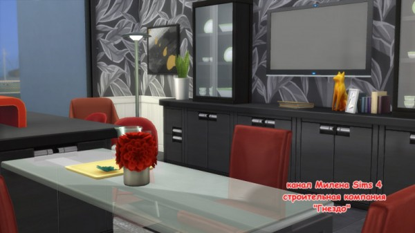 Sims 3 by Mulena: House Style
