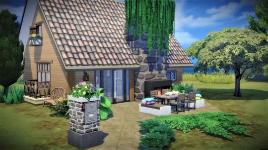 Agathea k: Cozy Cottage Starter
