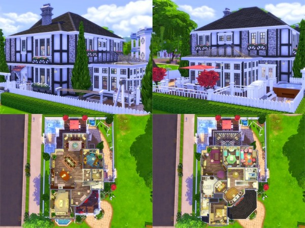 The Sims Resource: Laurel house Nocc by sharon337