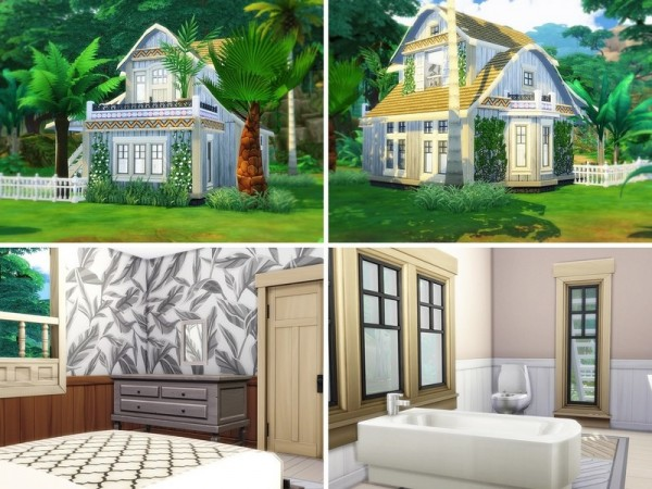 The Sims Resource: Carribean Starter by MychQQQ