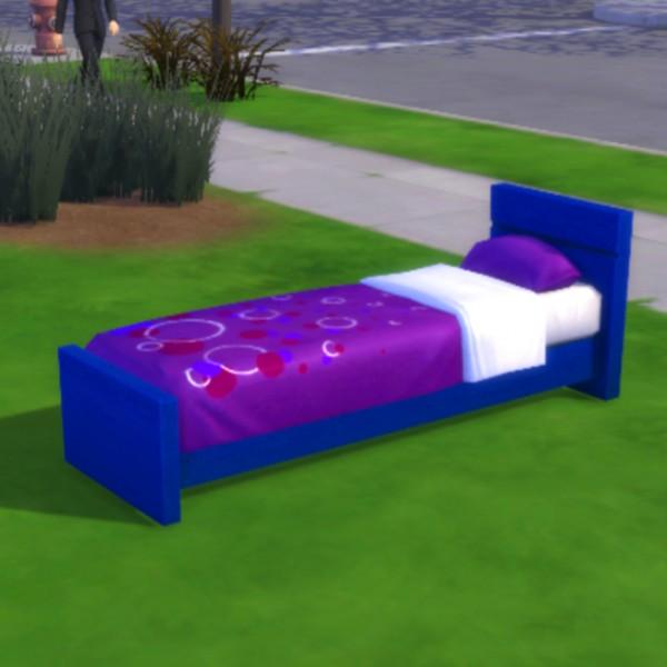 Simsworkshop: Purple Teen Dreams Single by MsWigglySimmer