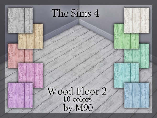 The Sims Resource: Wood Floor 2 by Mircia90