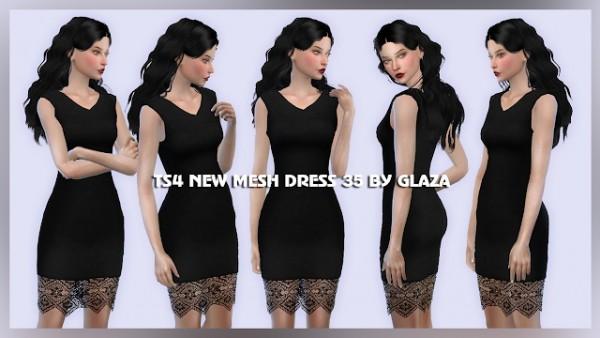 All by Glaza: Dress 35