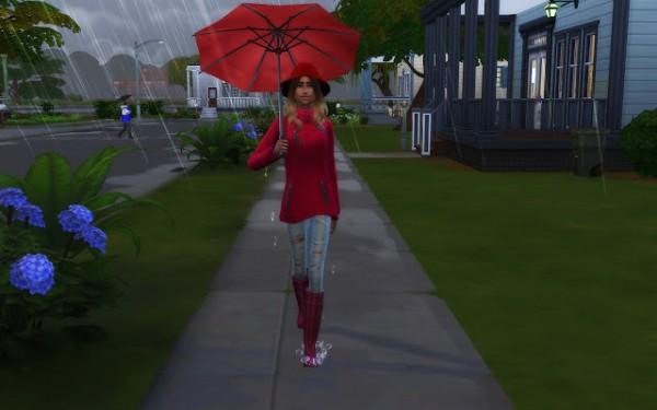 MSQ Sims: No More Broken Umbrellas