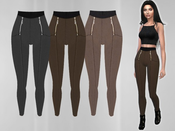 The Sims Resource: Fall Pants by Puresim
