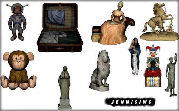 Jenni Sims: Decorative Home Sets