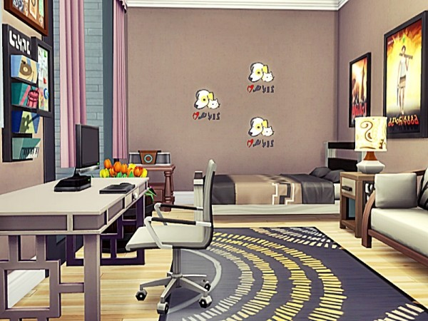 The Sims Resource: Tiny residential house by Danuta720