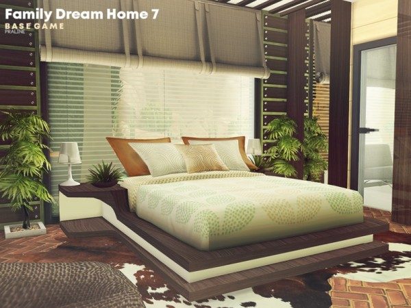 The Sims Resource: Family Dream Home 7 by Pralinesims