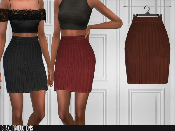 The Sims Resource: Skirt 151 by ShakeProductions