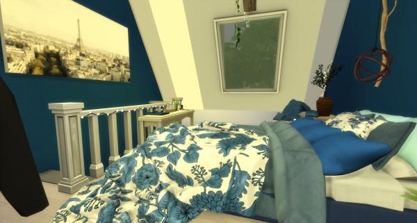 Pandashtproductions: River bedroom by Rissy Rawr
