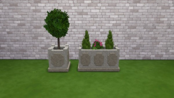 Mod The Sims: Two plants by TheJim07