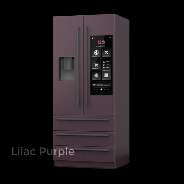 Mod The Sims: H&B Portal 2   Expensive Refrigerator by littledica