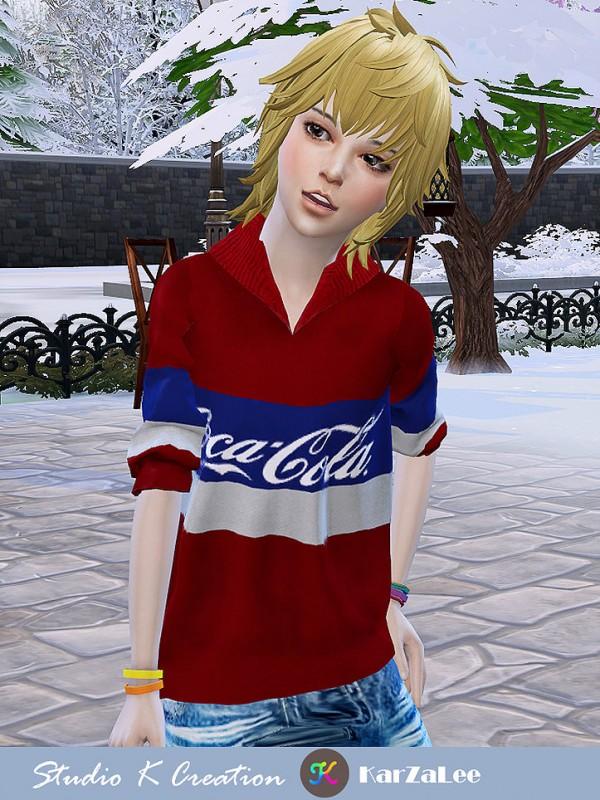 Studio K Creation: Type M sweatshirt  child version