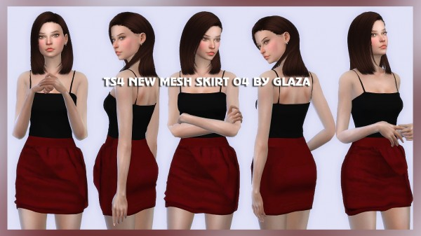 All by Glaza: Skirt 04