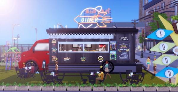 Liily Sims Desing: Food Truck