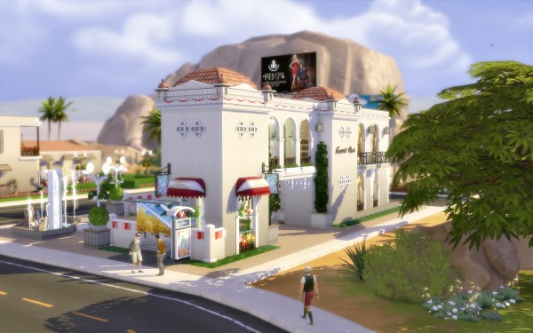 Via Sims: Oasiss Shopping   Oasis Springs