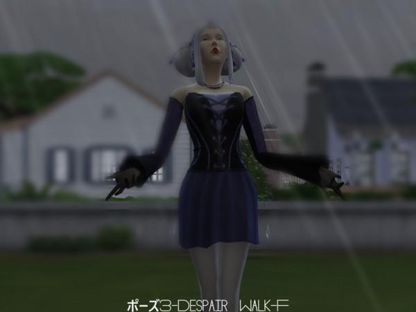 The Sims Resource: Kiri Pose Pack by Toa Ao
