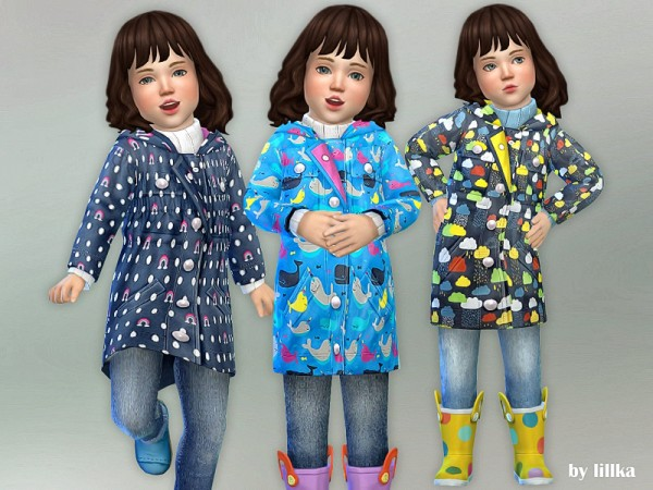 The Sims Resource: Winter Clothing by lillka
