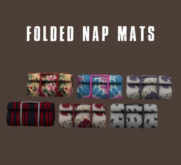 Leo 4 Sims: Folded Nap Mat